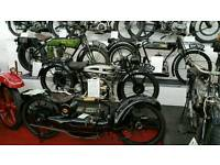 WANTED - Motorbikes & Mopeds