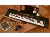 Yamaha Digital Keyboard NP V80 Piaggero