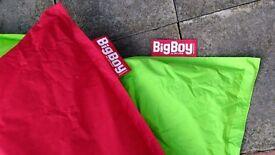 BIG BOY giant beanbags