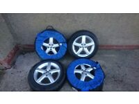 VW Winter Alloys and Tyres