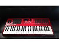 AKAI MAX 49 | USB | Midi | CV | Keyboard Controller | MPC Drum Pad