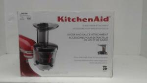 Kitchen Aid Juicer & Sauce Attachment (1) (#52648) (NR1126481) We Sell Used Electronics!