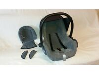 Maxi Cosi Safety Seat / Child Carrier - MaxiTaxi & Quinny pushchair compatible