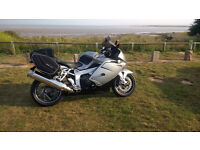 2005-BMW-K-1200-S with ESA and Heated Grips ( Swap for R1200GS possible )