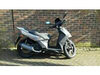 Kymco agility city 125cc under 1000 miles on the clock one lady owner from new 1150