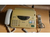 PANASONIC Digital answering system (phone, fax, copier)