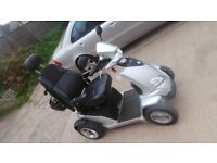 RASCAL VISION-3-CLASS 8 MPH MOBILITY SCOOTER ONLY USED 55 HOURS SUPERB CONDITION