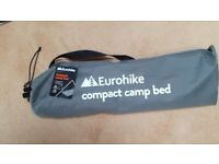 Eurohike camping bed