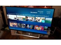 SONY BRAVIA 43-inch SUPER SMART ULTRA SLIM 4K UHD HDR LED TV-KD43XE7002,Freeview HD