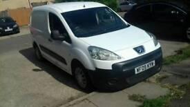 2009 Peugeot partner 1.6