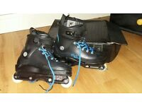 Razor Cult Street Blue Skates UK Size 9