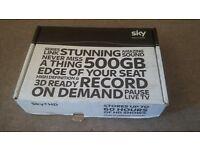 SKY +HD Box DRX890C Amstrad Slimline
