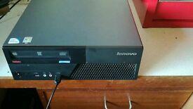 Lenovo ThinkCentre Desktop PC