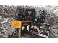 Mixed Bundle of Music Books