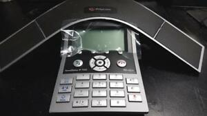 Polycom SoundStation IP 7000 - Conference VoIP Phone - Monochrome Display - 2200-40000-001