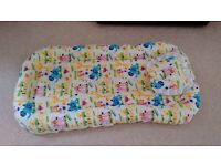 Beautiful soft cushion mattress for baby under 6 months for sale