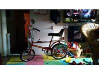 Raleigh chopper bike mark 2 immaculate stunning bike