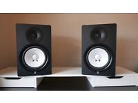 Yamaha HS80M (Pair) powered Studio Monitors