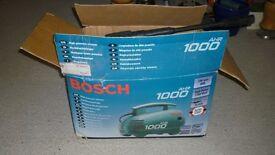 Bosch AHR 1000 Pressure washer old but working