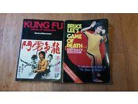 Bruce lee Rare Books