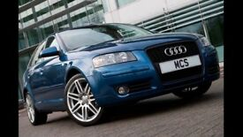 Audi A3 FSI Sport 6 Speed