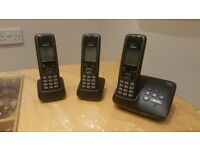 Siemens Gigaset A420A TRIO DECT Cordless Phone with Answerphone