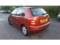 Skoda fabia 1.4 automatic lovely car to drive full mot £550