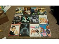 dvd bundle joblot x13