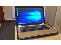 HP laptop i5 4 GB Ram 320 GB 4 Hours Battery Windows 10 & Office 2016