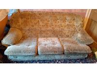 Sofa - three seater
