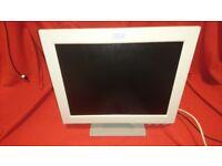 """IBM 9512-AWD 15"""" LCD Monitor & Stand VGA"""