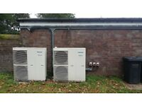 Renewable energy and air conditioning engineering. (Heat Pumps, Biomass, Air Con & Refrigeration,)