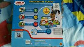 Thomas the tank interactive playmat