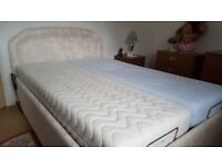 willowbrook elite deluxe adjustable double bed immaculate condition