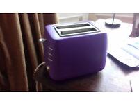 Toaster + kettle