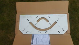Howdens curved worktop jig, used once, like new,trend,****festool,dewalt,makita