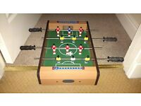 Table Top Fottball Game