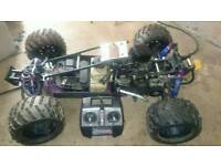 1/5 scale xrc2 buggy