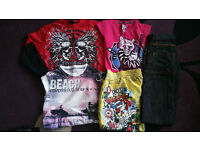 Boys Clothes Bundle (7 items - see description) (incl. BRAND NEW Jeans) - Age 11-12 years