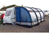 Lunar Quasar 524 fixed bed caravan 2005 ready to go