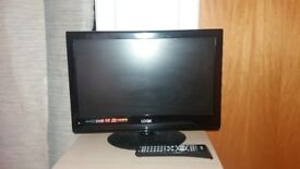 TV with DVD player for sale