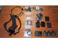 SJCAM SJ4000 WiFi Full HD 1080P 12MP Diving Action Camera