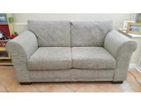 NEXT Two Seater Sofa - Mint Condition