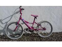20 inch girls bike