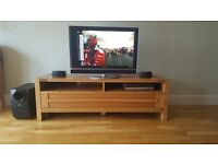 "Sony 32"" TV and Surround Sound System"