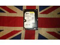 """Western Digital WD200 200GB ATA 7200RPM 3.5"""" HDD"""