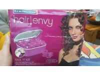 Remington hair envy lock n roll hair curlers / rollers