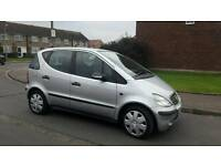 MERCEDES A140 2004/ 11 MONTHS MOT DRIVES PERFECT