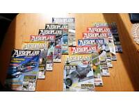 Aeroplane Monthly 2013 Full year (12 magazines)