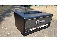 Egnater Rebel 30 Head - Black Edition - 30W Valve Guitar Amp - Dual Channel & Reverb